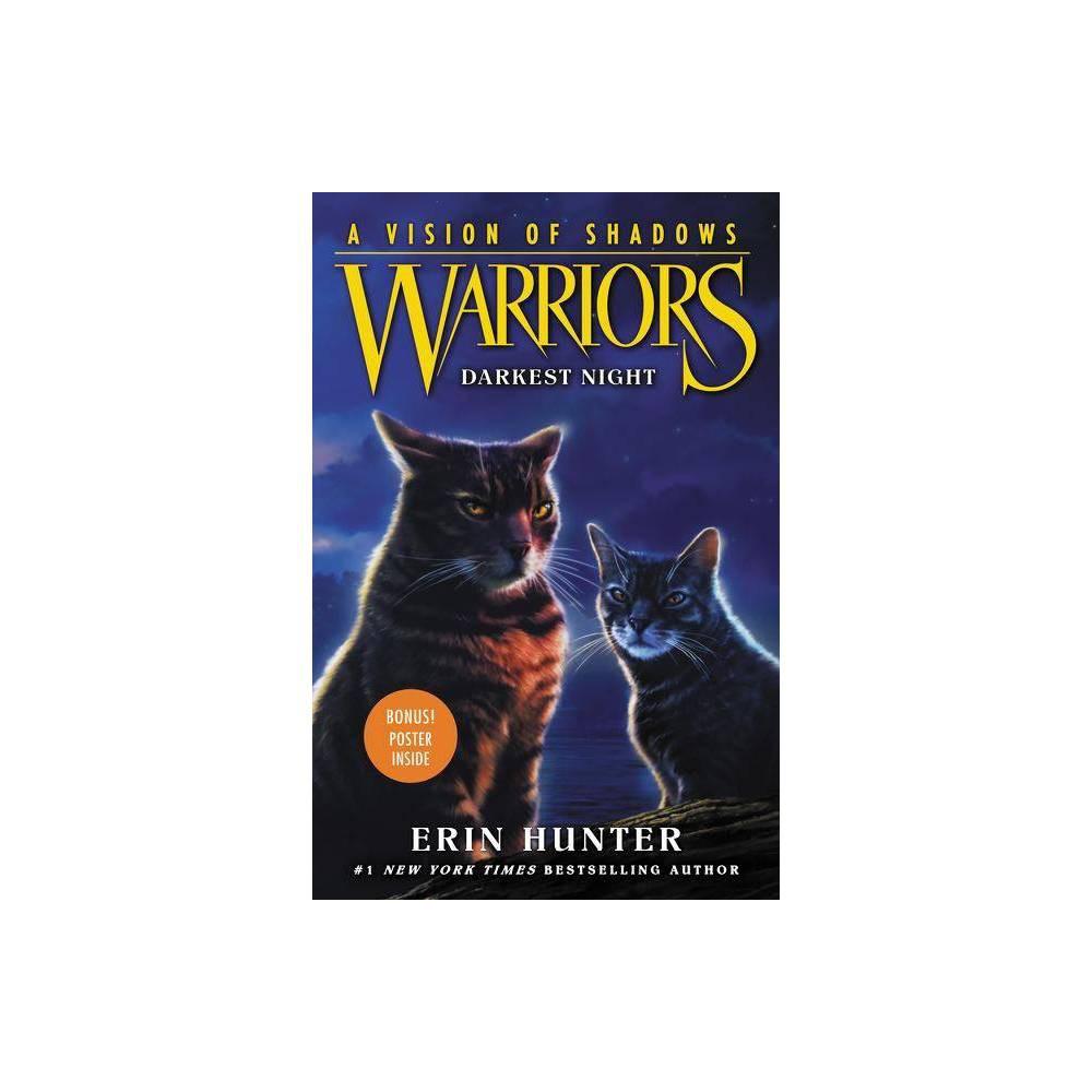 Warriors A Vision Of Shadows Darkest Night By Erin Hunter Hardcover