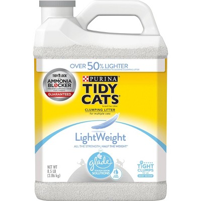 Cat Litter: Purina Tidy Cats Light Weight