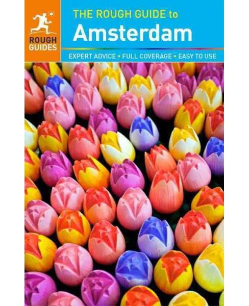 Rough Guide to Amsterdam (Paperback) (Vicky Hampton & Phil Lee & Emma Thomson) - image 1 of 1