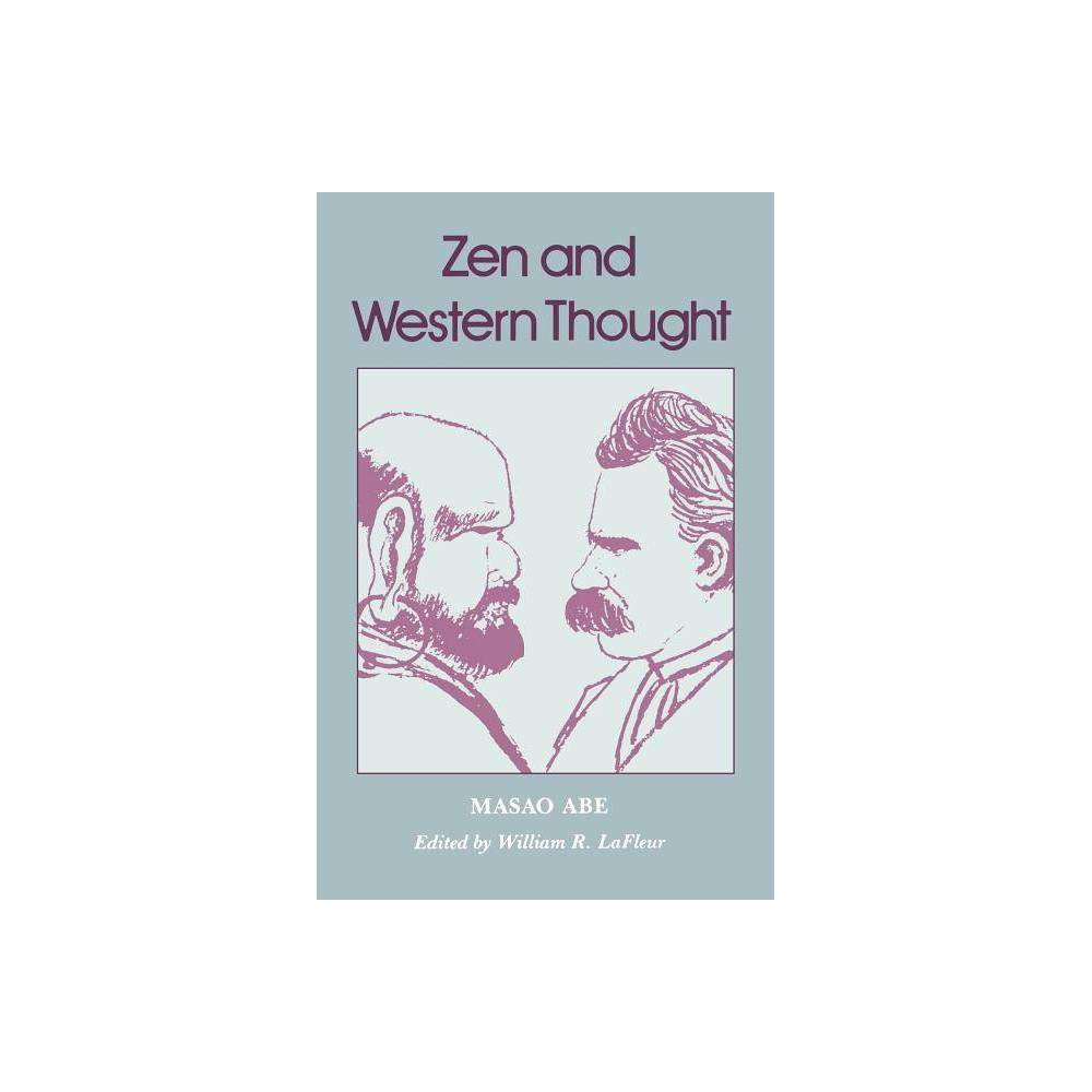 Zen And Western Thought By Masao Abe Paperback