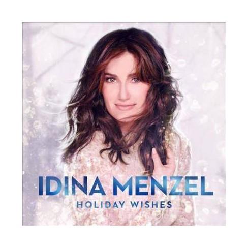 Idina Menzel - Holiday Wishes (Vinyl) - image 1 of 1