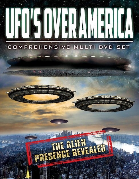 Ufos over america:Alien presence reve (DVD) - image 1 of 1