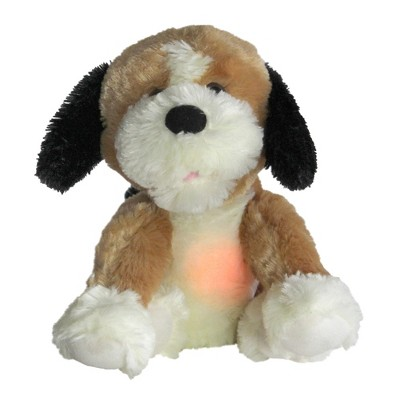 """Northlight 9.5"""" Echo Your Animated, Repeating Puppy Dog Buddy"""