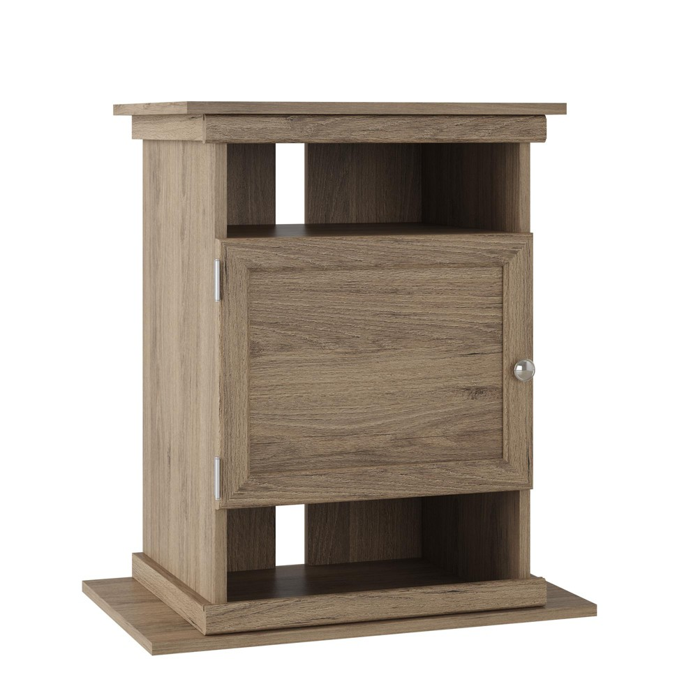Image of 10/20gal Aquarium Stand Oak - Room & Joy, Brown