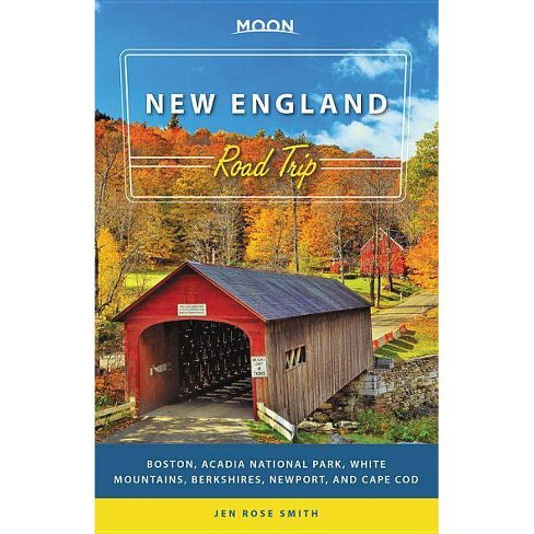 New England Road Trip - (Travel Guide) by  Jen Rose Smith (Paperback) - image 1 of 1