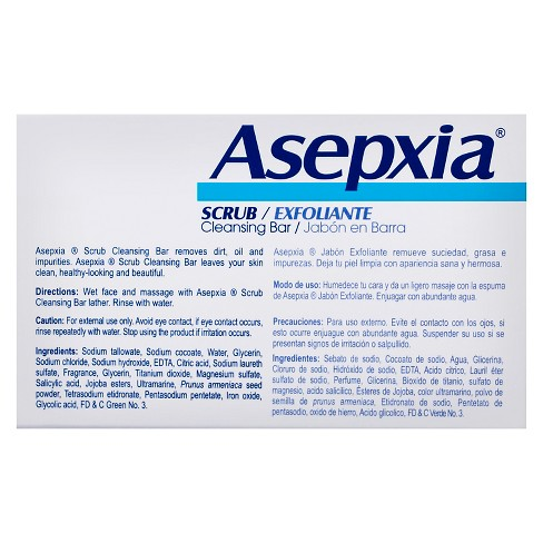 Medicated Acne Body Scrub by asepxia #15