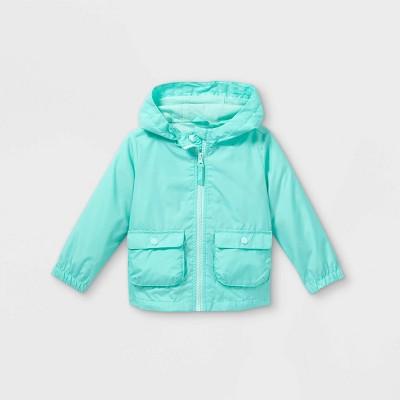 Toddler Girls' Windbreaker Jacket - Cat & Jack™ Green
