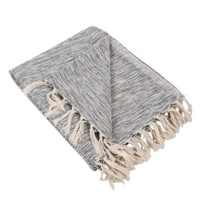 Variegated Throw - Design Imports