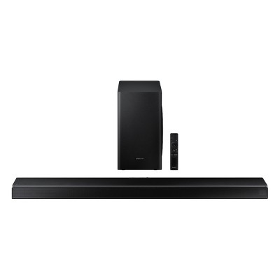 Samsung HW-Q60T 5.1ch Soundbar with Acoustic Beam and DTS Virtual: X 3D Surround Sound