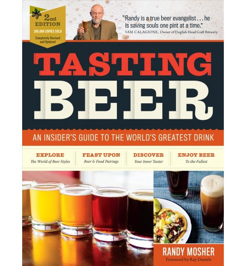Tasting Beer : An Insider's Guide to the World's Greatest Drink (Hardcover) (Randy Mosher) - image 1 of 1