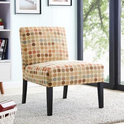 Noah Armless Slipper Chair -  Handy Living