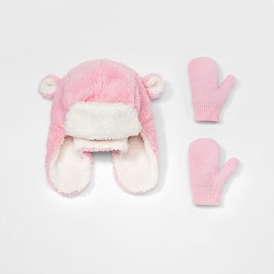 Trapper Hats Cat & Jack™ Pink