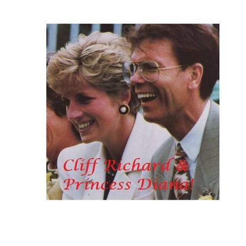 Cliff Richard and Princess Diana! - by  Mandy Rennie (Paperback) - image 1 of 1