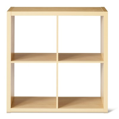 4-Cube Organizer Shelf - Birch - Threshold™