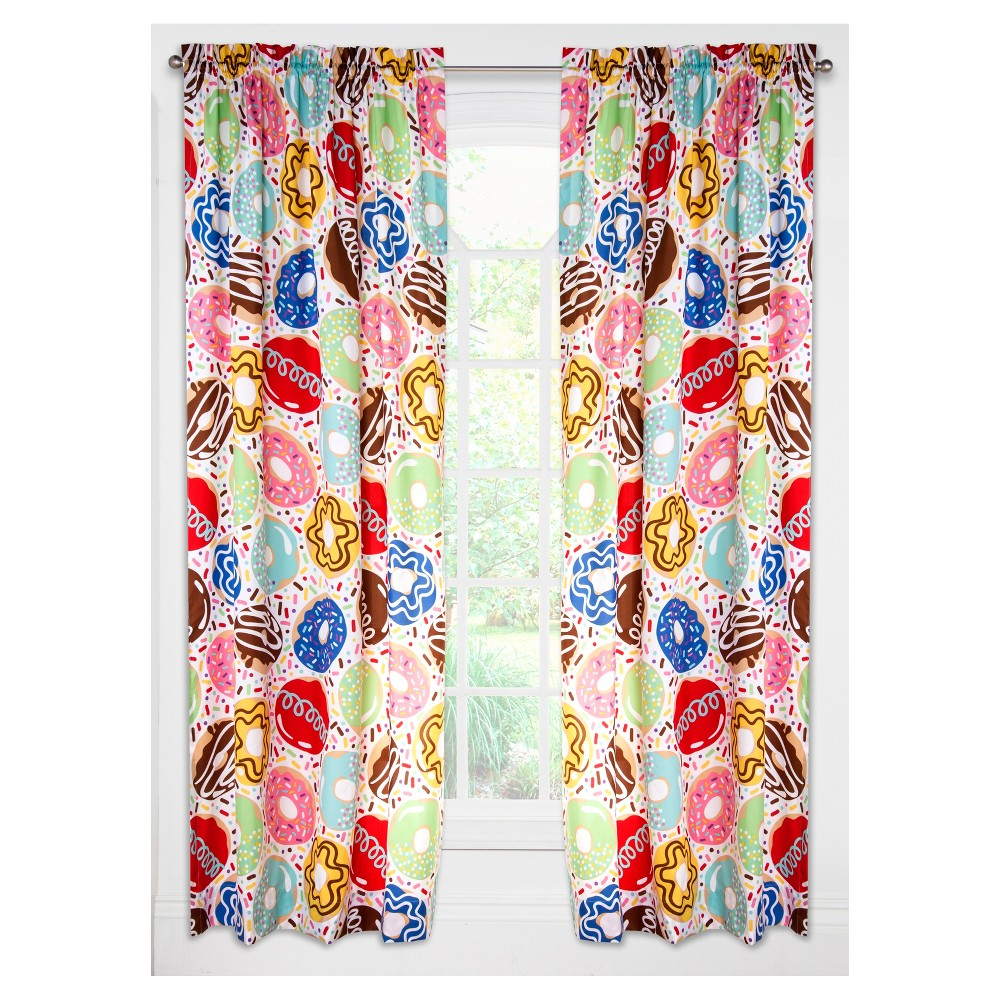 Crayola Sweet Dreams Curtain Panel (50