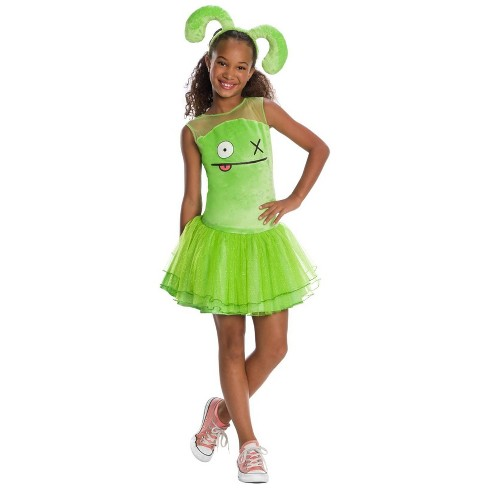 Girls' Ugly Dolls Ox Halloween Costume - image 1 of 1