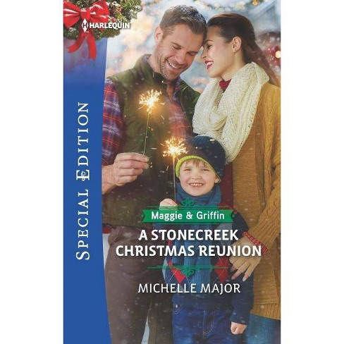 A Christmas Reunion.A Stonecreek Christmas Reunion Maggie Griffin By Michelle Major Paperback