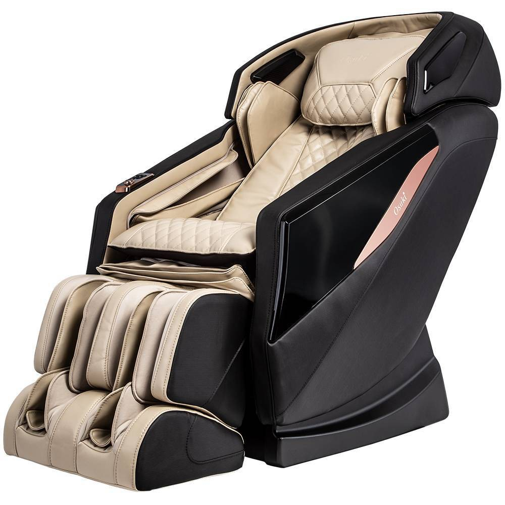 Image of Osaki Pro Yamato Massage Chair Beige - Osaki