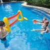 """Pool Central 51"""" Inflatable Swimming Pool Frisbee Game Set - Red/Yellow - image 3 of 3"""