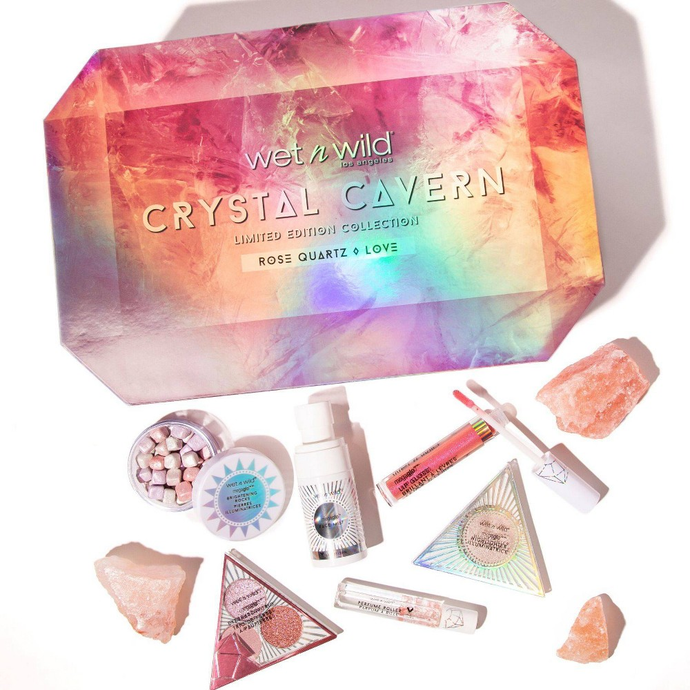 Wet n Wild Crystal Cavern Rose Quartz Box 6ct