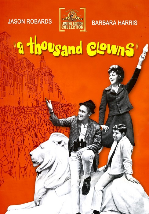 Thousand clowns (DVD) - image 1 of 1
