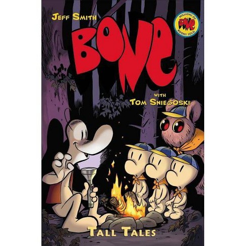 Tall Tales (Bone Prequel) - (Bone Reissue Graphic Novels (Hardcover)) by  Tom Sniegoski (Hardcover) - image 1 of 1
