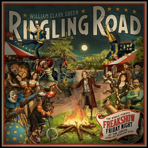 William clark green - Ringling road (CD) - image 1 of 2