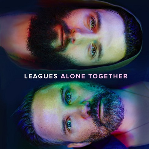Leagues - Alone together (CD) - image 1 of 1