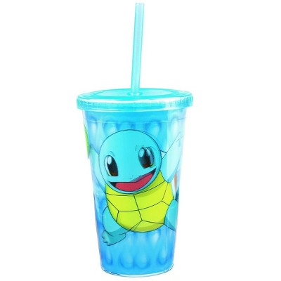 Just Funky Pokemon Squirtle 18oz Carnival Cup