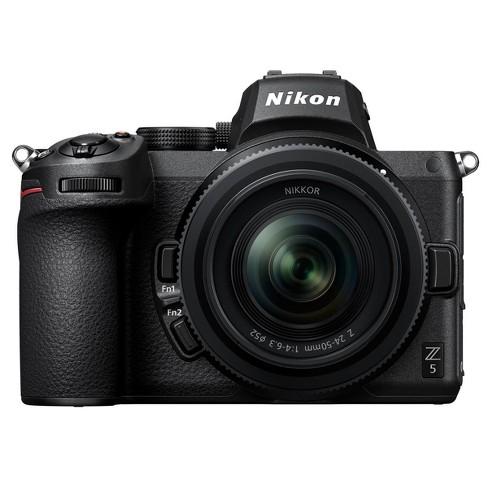 Nikon Z5 Full Frame Mirrorless Camera with NIKKOR Z 24-50mm f/4-6.3 Zoom Lens - image 1 of 4