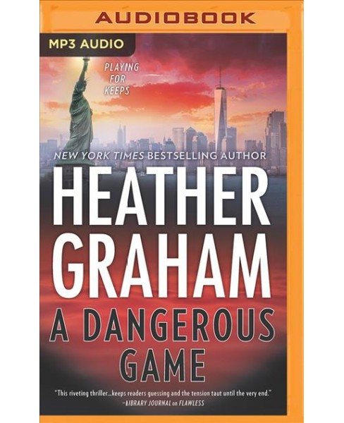 Dangerous Game -  (New York Confidential) by Heather Graham (MP3-CD) - image 1 of 1