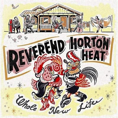 Reverend Horton Heat - Whole New Life (CD)