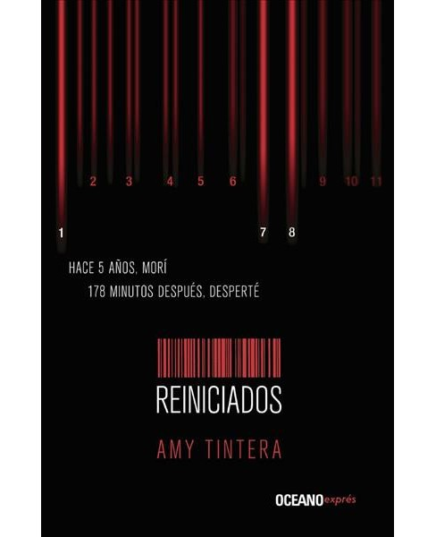Reiniciados / Reboot -  by Amy Tintera (Paperback) - image 1 of 1