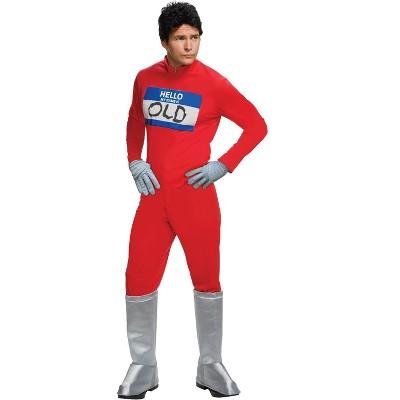 Zoolander Derek Zoolander Jumpsuit Adult Costume