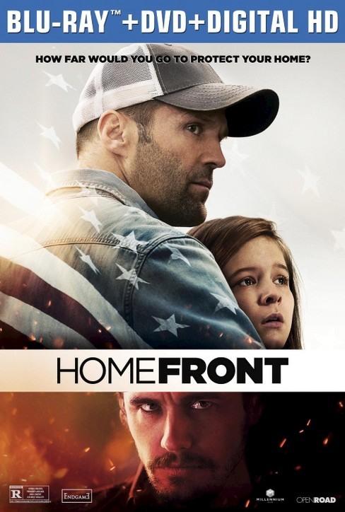 Homefront (2 Discs) (Includes Digital Copy) (UltraViolet) (Blu-ray/DVD) - image 1 of 1