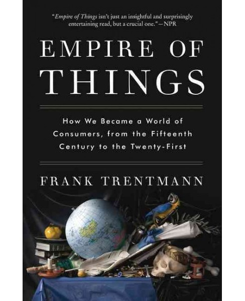 Empire of Things : How We Became a World of Consumers, from the Fifteenth Century to the Twenty-first - image 1 of 1