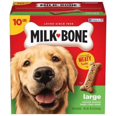 Milk-Bone Biscuits Large Dog Treats