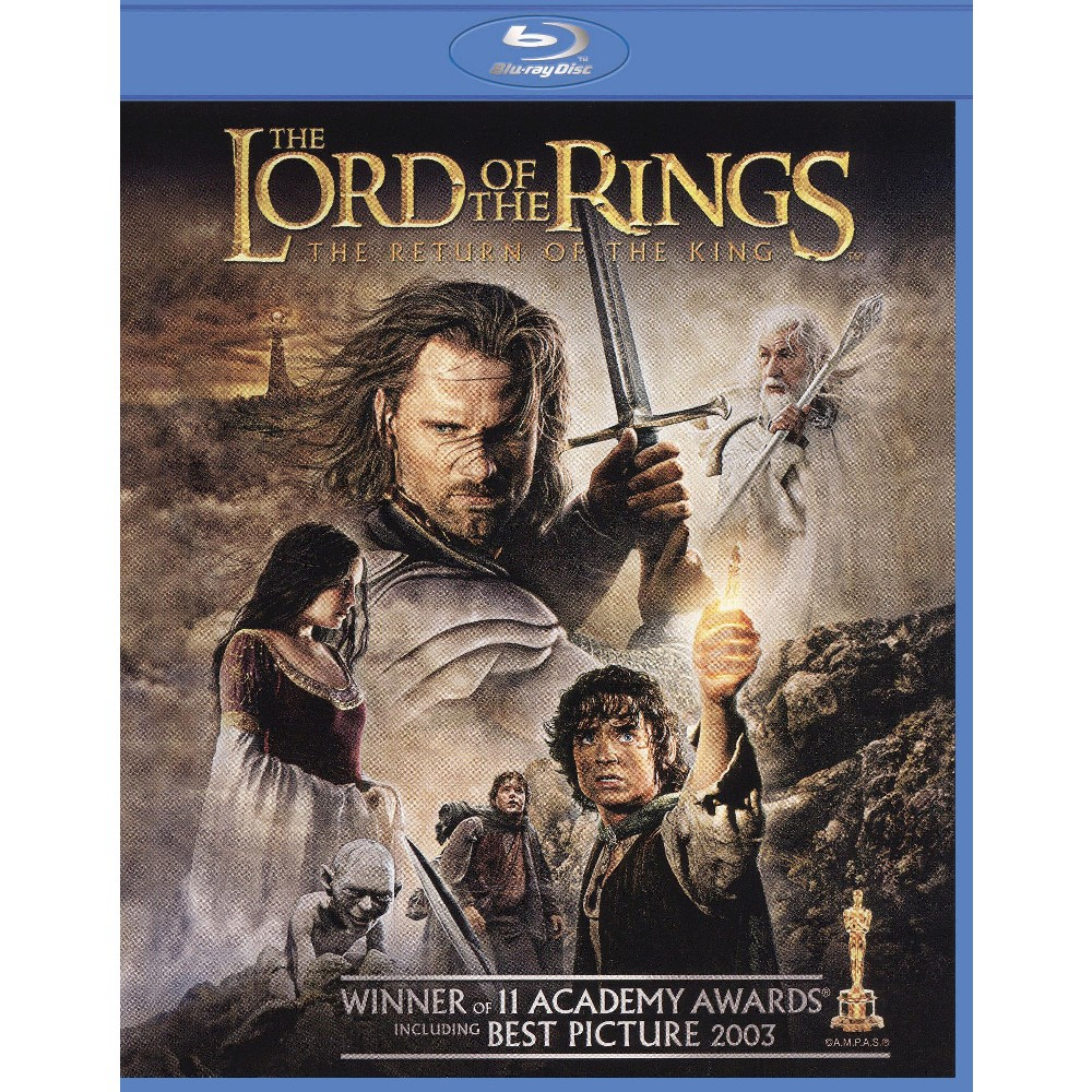 Lord Of The Rings:Return Of The King (Blu-ray)
