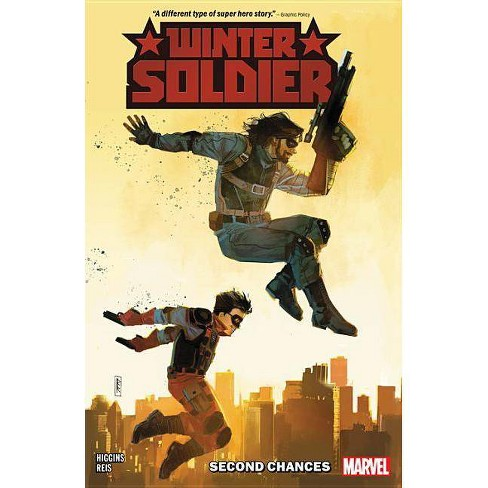 Winter Soldier: Second Chances - (Paperback) - image 1 of 1