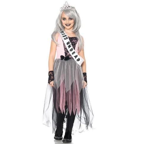 Leg Avenue Zombie Prom Queen Child Costume - image 1 of 1