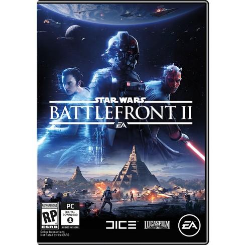 Star Wars Battlefront II - PC Game - image 1 of 4