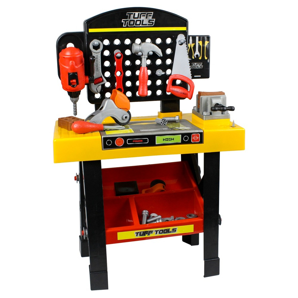 Group Sales Kids Workbench and Tool Set - 45 Piece
