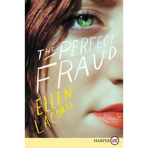 The Perfect Fraud LP - by  Ellen Lacorte (Paperback) - image 1 of 1