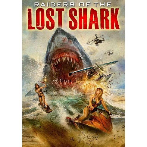 Raiders Of The Lost Shark (DVD) - image 1 of 1