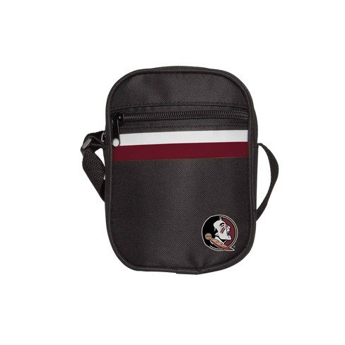 Ncaa Florida State Seminoles Black Mini Messenger Bag