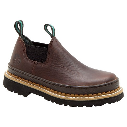 Georgia Boot® Boys' Romeo Boots - Brown - image 1 of 7