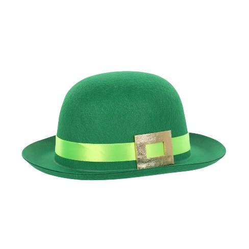 4bb7ec6d8dc6 St. Patrick's Day Bowler Hat Green - Spritz™ : Target
