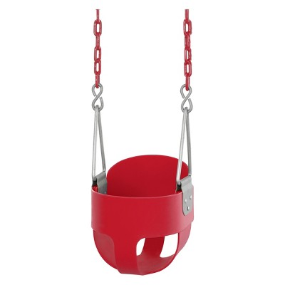 Swingan Toddler and Baby Swing - Red