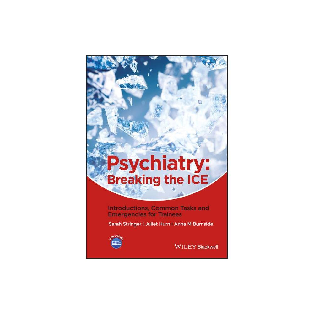 Psychiatry By Sarah L Stringer Juliet Hurn Anna M Burnside Paperback