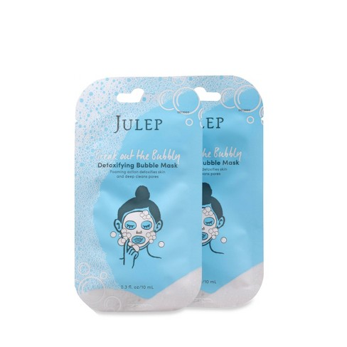 Julep Break Out The Bubbly Detoxifying Bubble Mak - 0.3 fl oz - image 1 of 4